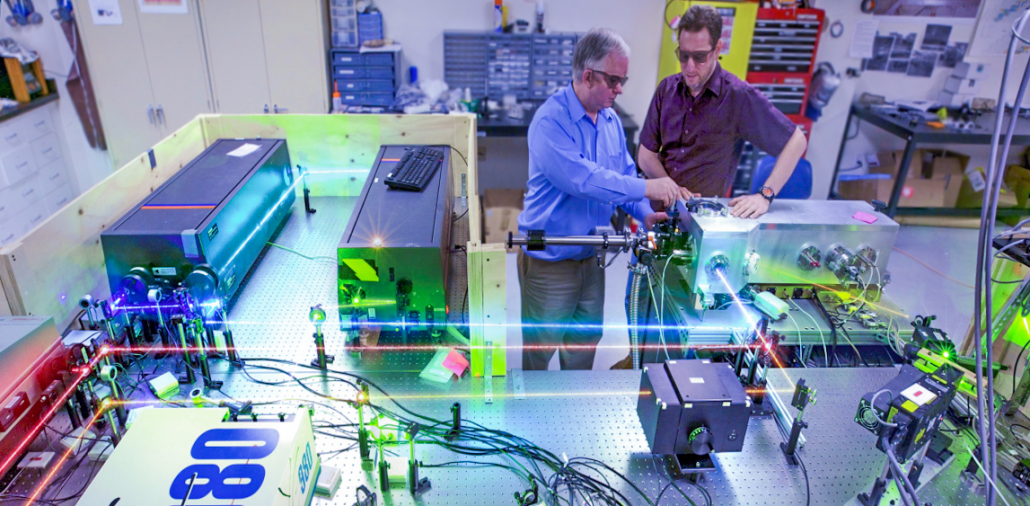 SwRI Laser Lab